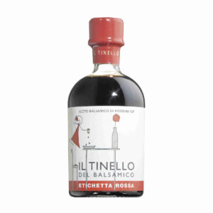 Aceto Balsamico ausgereift, rotes Etikett