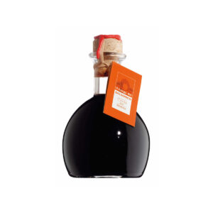 Condimento gereift, oranges Etikett