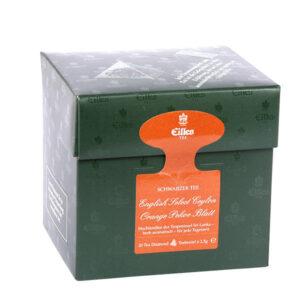 English Select Ceylon OP, Tea Diamonds