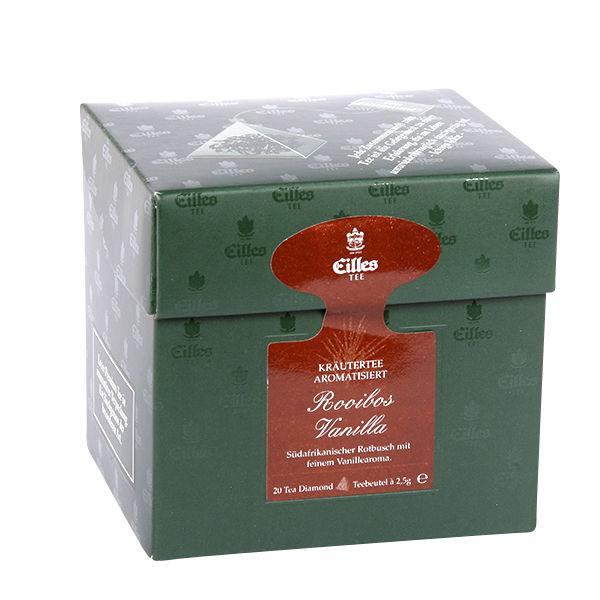 Rooibos Vanilla, Tea Diamonds