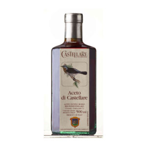 "Rotwein-Essig ""Aceto di Castellare"""