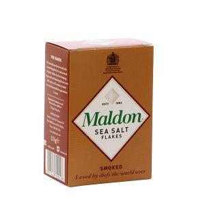 Smoked Maldon Sea Salt Flakes-0