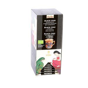 Yogi Tea Black Chai, Aufgussbeutel-0