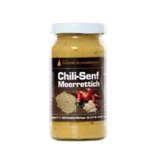 Chili-Senf Meerrettich