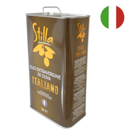 Olivenöl Stilla 100% Italiano-0
