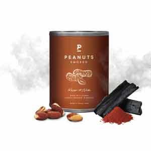 Peanuts Smoked, 70 g Dose-0