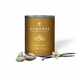 Almonds Cinnamon Vanilla, 60 g Dose-0